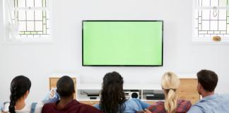 consumo de televisión