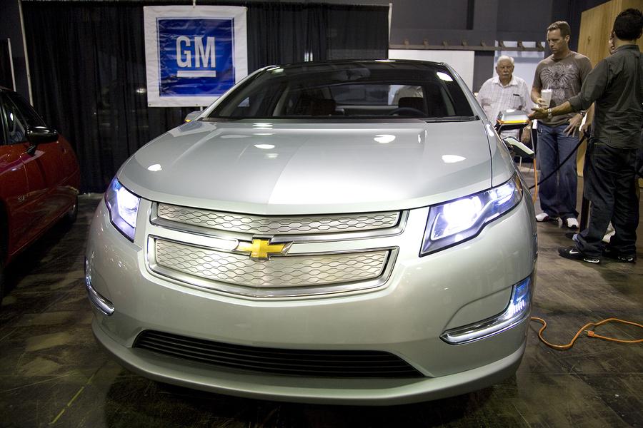 General Motors reporta pérdida neta de 2.980 millones de dólares en 3T