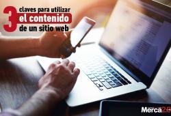 3 claves para utilizar el contenido