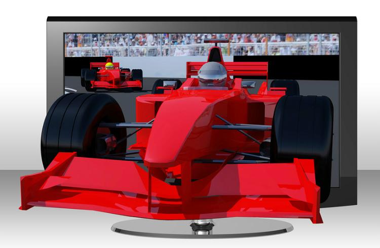 Fórmula 1 pasaría por Netflix en el 2018