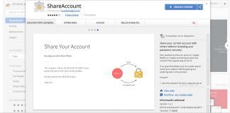 share account