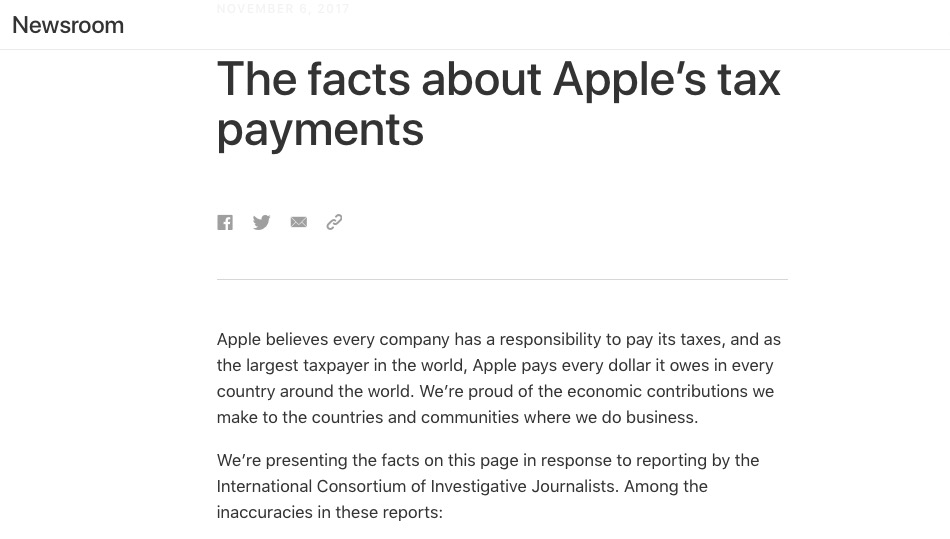 Apple-Newroom-Paradise Papers
