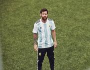 Argentina-Lionel Messi-Rusia 2018