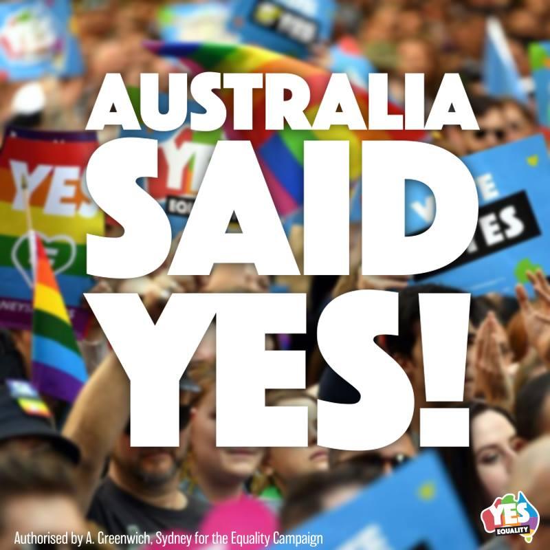 Australia busca legalizar el matrimonio gay