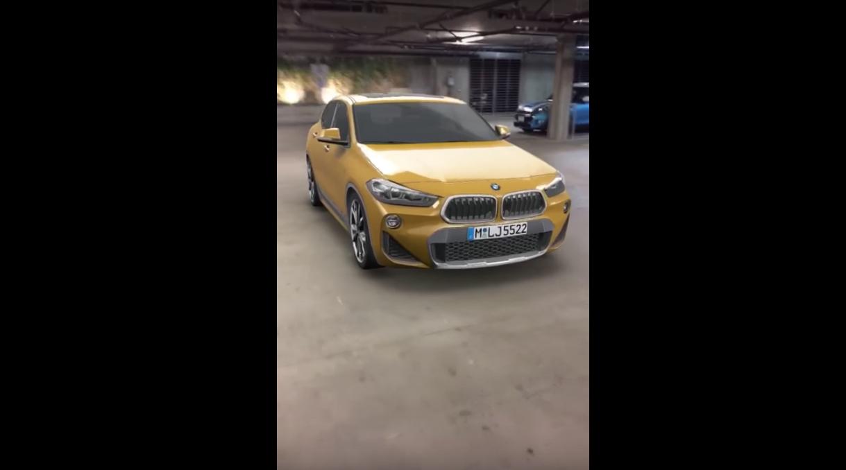 BMW Snapchat