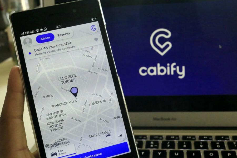 Cabify reanuda su servicio en Puebla
