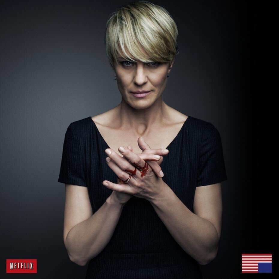 Robin Wright-House of Cards-margarita zavala