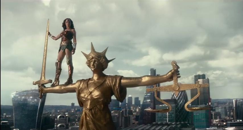 Justice League-Heroes Trailer-Warner Bros-DC