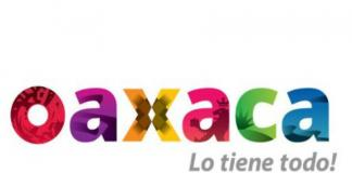Oaxaca logo turismo