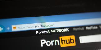 Pornhub-Bigstock