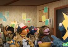 Sesame Street-Plaza Sesamo-Stranger Things