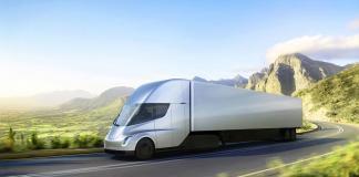 Tesla camion