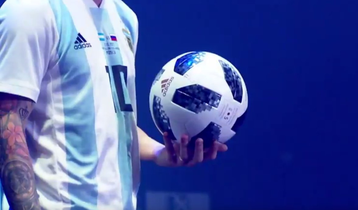 El balón de adidas para Rusia 2018 está inspirado en México  70 y ... fc4a102299075