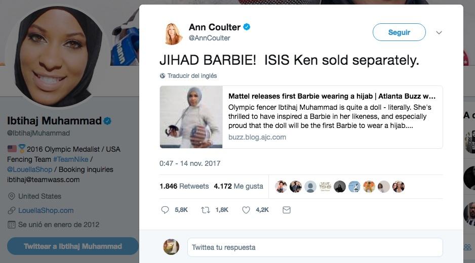 Mattel Provoca Crisis En Redes Con Su Barbie Musulmana