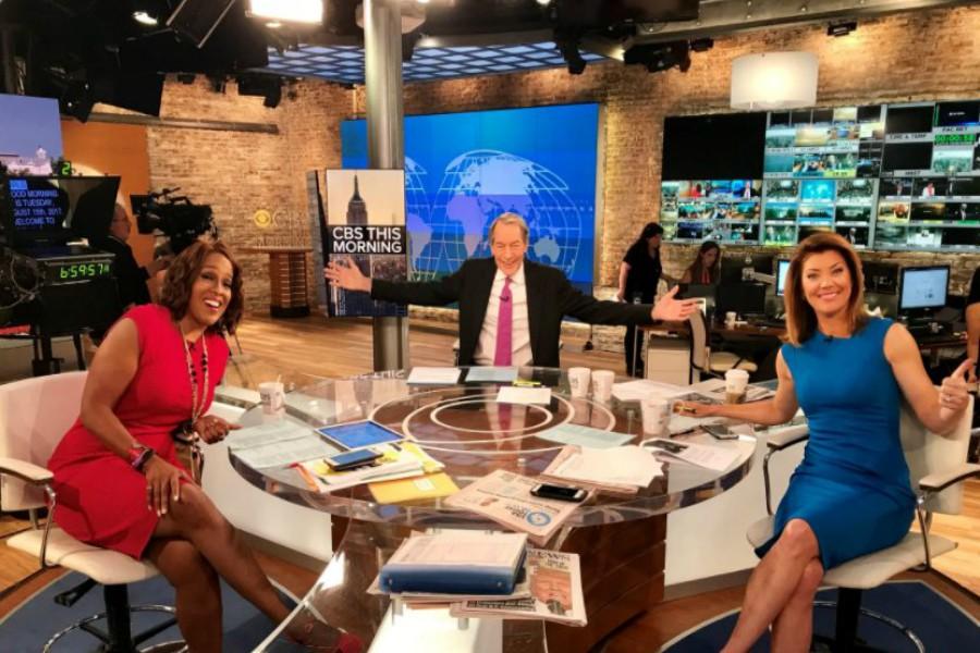 Conocido periodista de la CBS es denunciado por acoso sexual