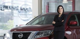 Mayra González, CEO de Nissan México. Imagen: Nissan.