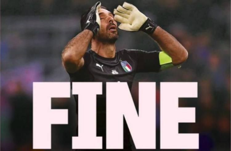 La prensa italiana, durísima con su Selección tras la eliminación ante Suecia