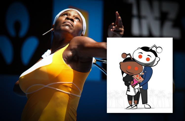 Serena Williams se casa este jueves con Alexis Ohanian