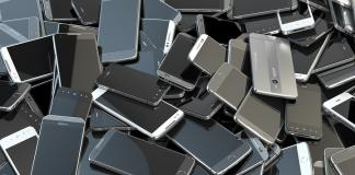 smartphones reciclaje