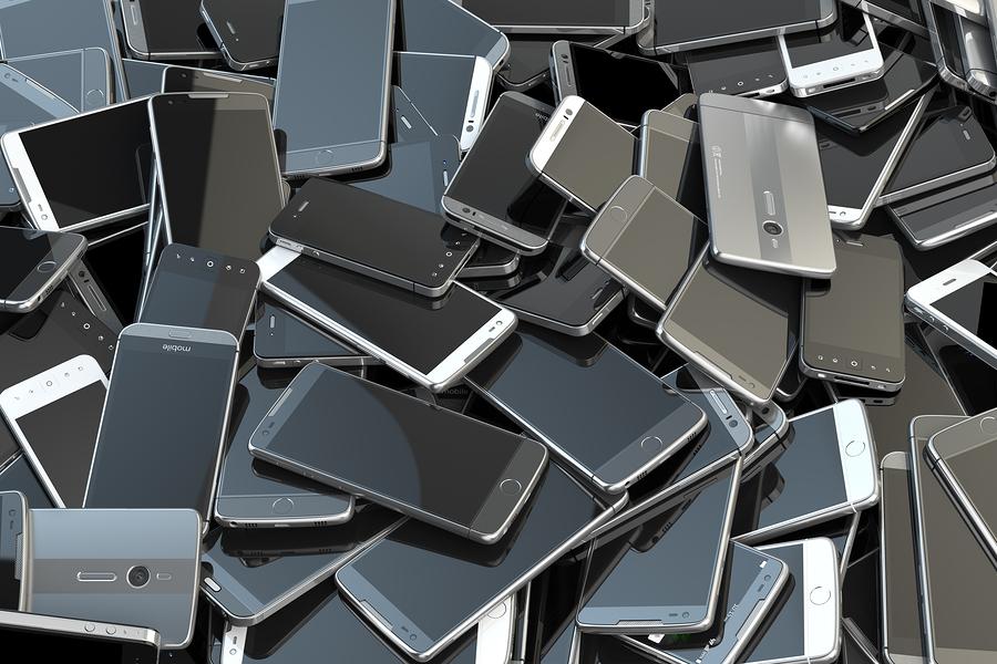 smartphones telefonos teléfonos