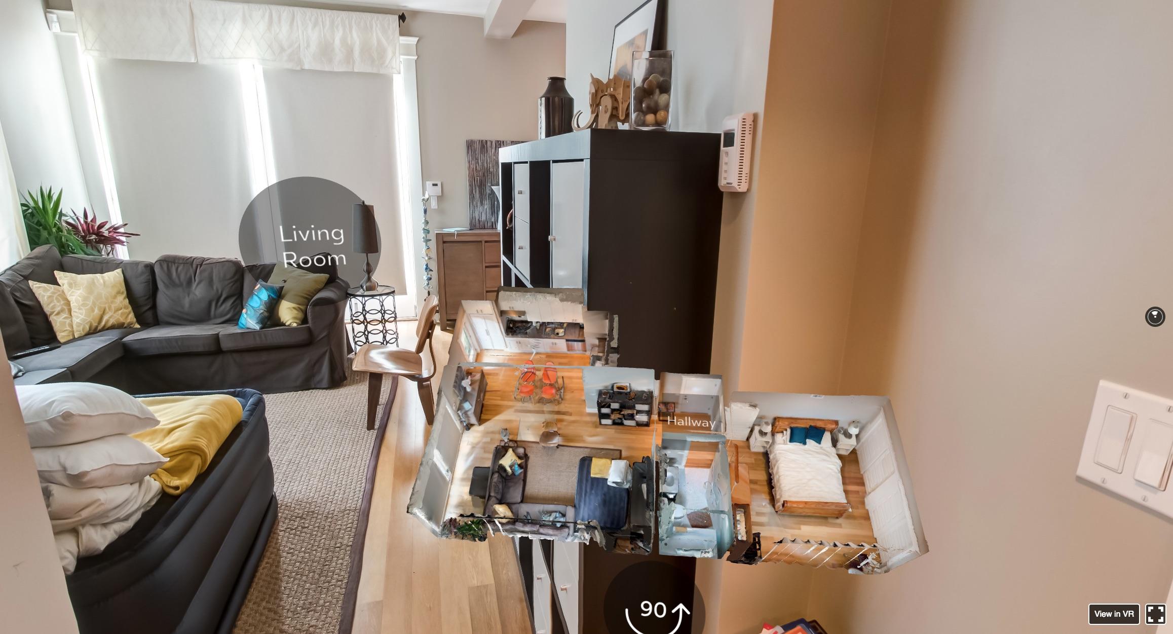 Airbnb-realidad aumentada