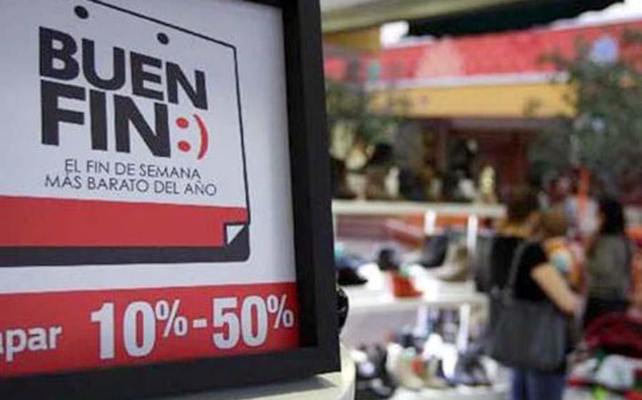 Comercio electrónico representó 2.6% del Buen Fin