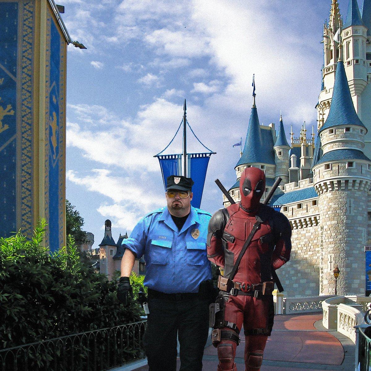 Deadpool 2 Disney Fox
