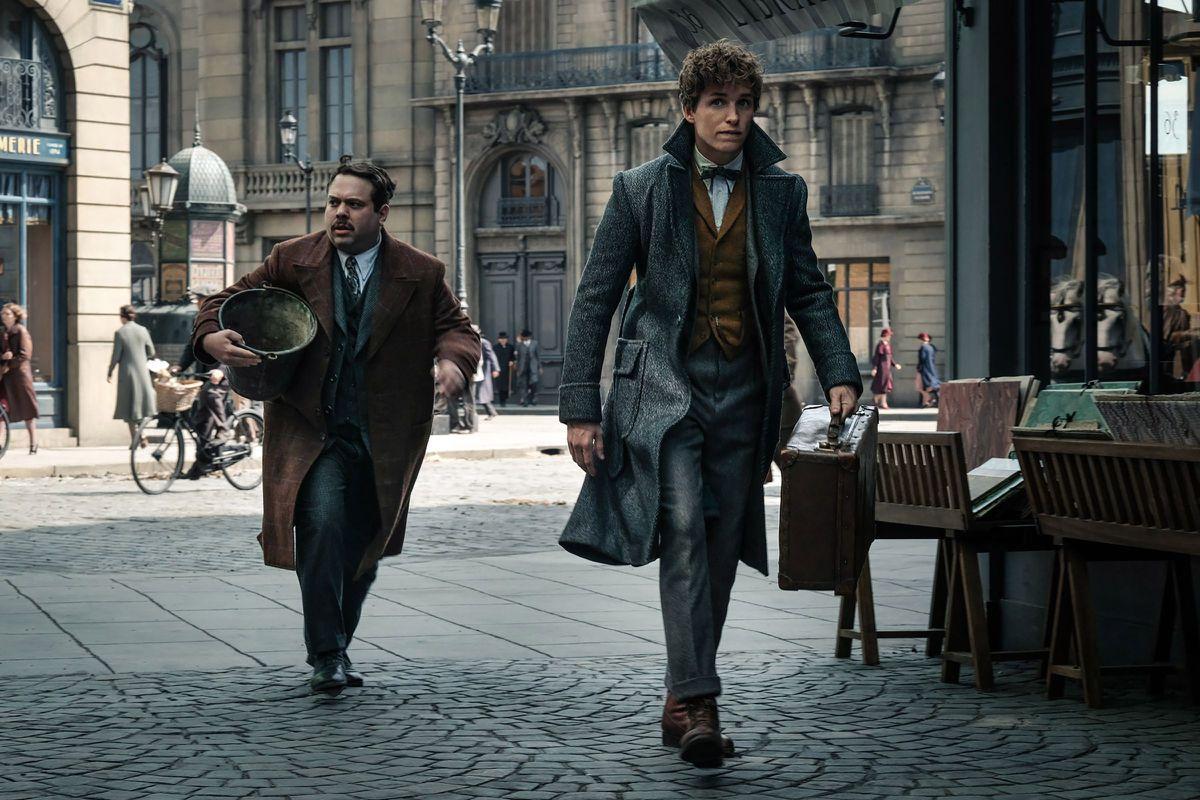 'Animales Fantásticos: Los crímenes de Grindelwald' ya tiene su primer adelanto