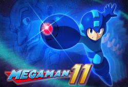 Mega Man 11-Capcom