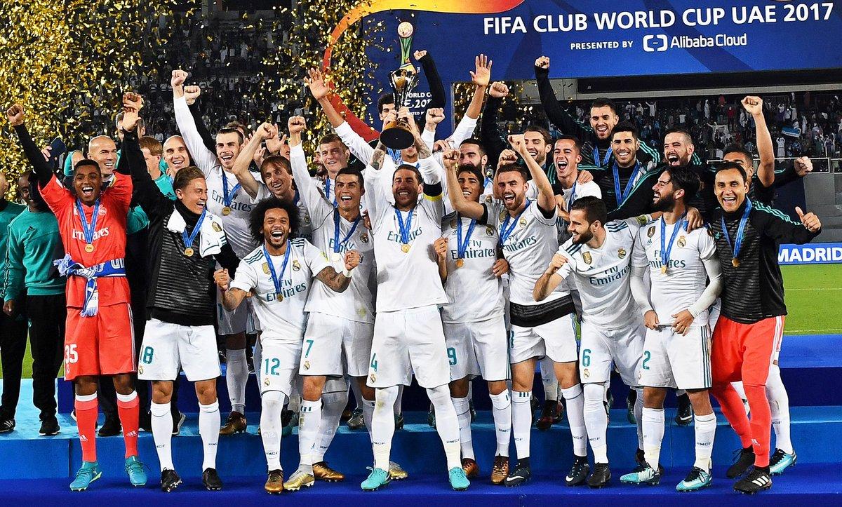 Mundial de Clubes-Real Madrid-FIFA