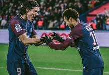 Neymar-Cavani-PSG-Ligue 1