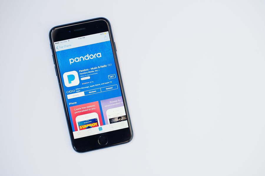 Pandora-Bigstock