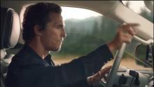 Perfect Rhythm-Lincoln-Matthew McConaughey