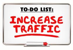 tráfico web - tienda online