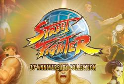 Street Fighter-Capcom-30 Aniversary