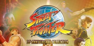 Street Fighter-Capcom-30 Aniversary