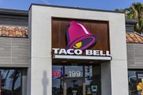 Taco Bell etiquetar en facebook