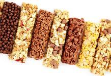 barras de cereal