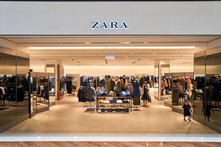 8cdefcbcf4 Zara abrirá tienda física para comprar online en Londres