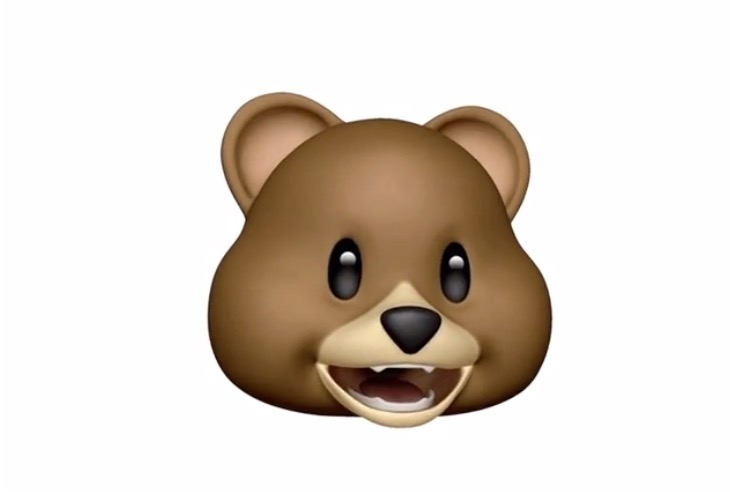 Apple-Animoji-Bear