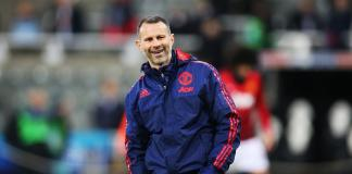 Gales-Ryan Giggs-Manchester United