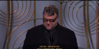Guillermo del Toro-Golden Globe Awards