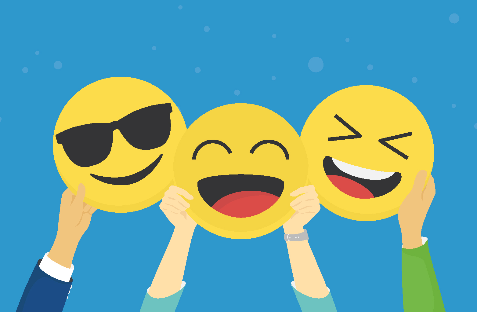 Tips para emplear emojis dentro del social media marketing