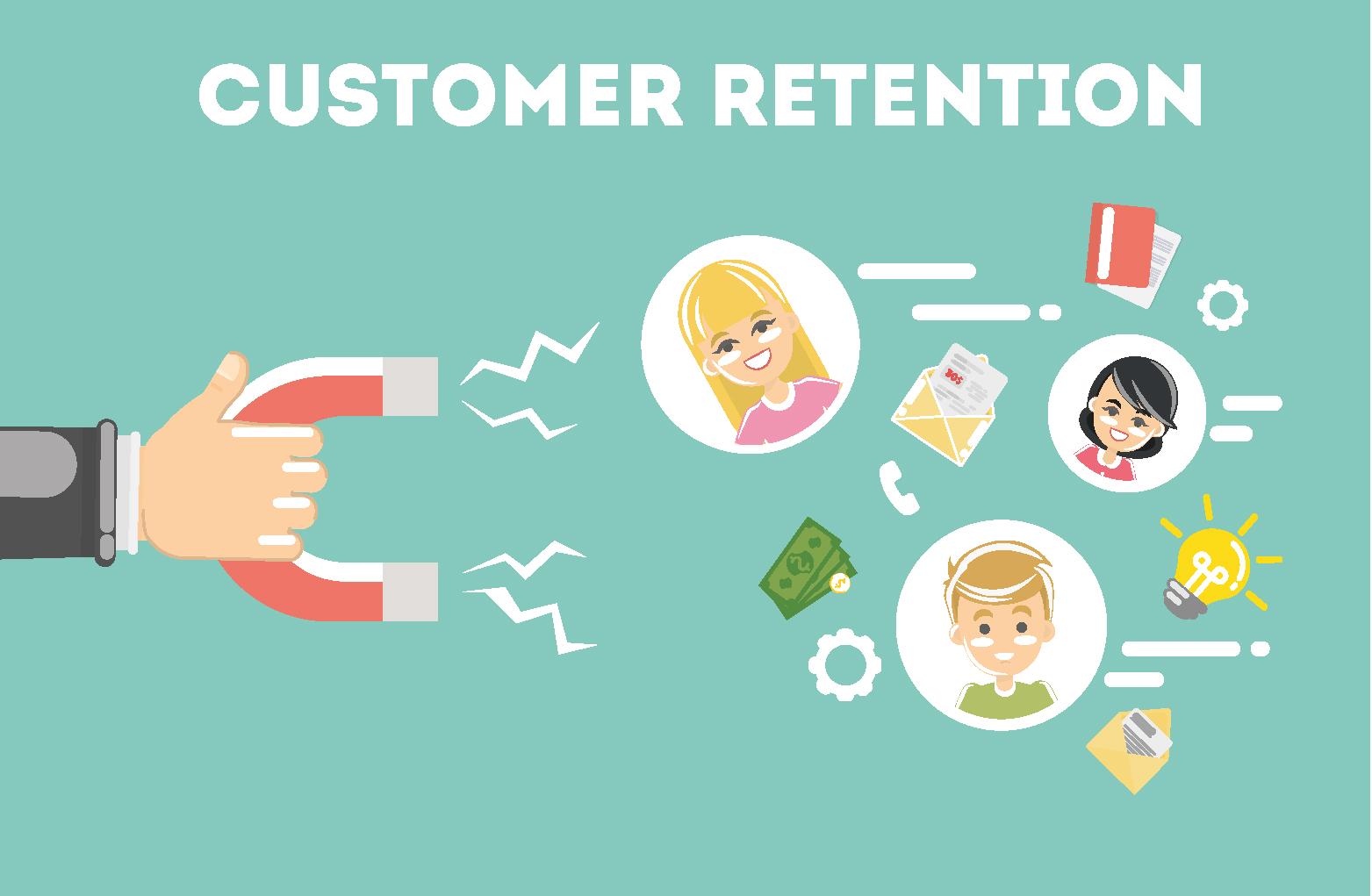 Métricas importantes para medir la retención de clientes