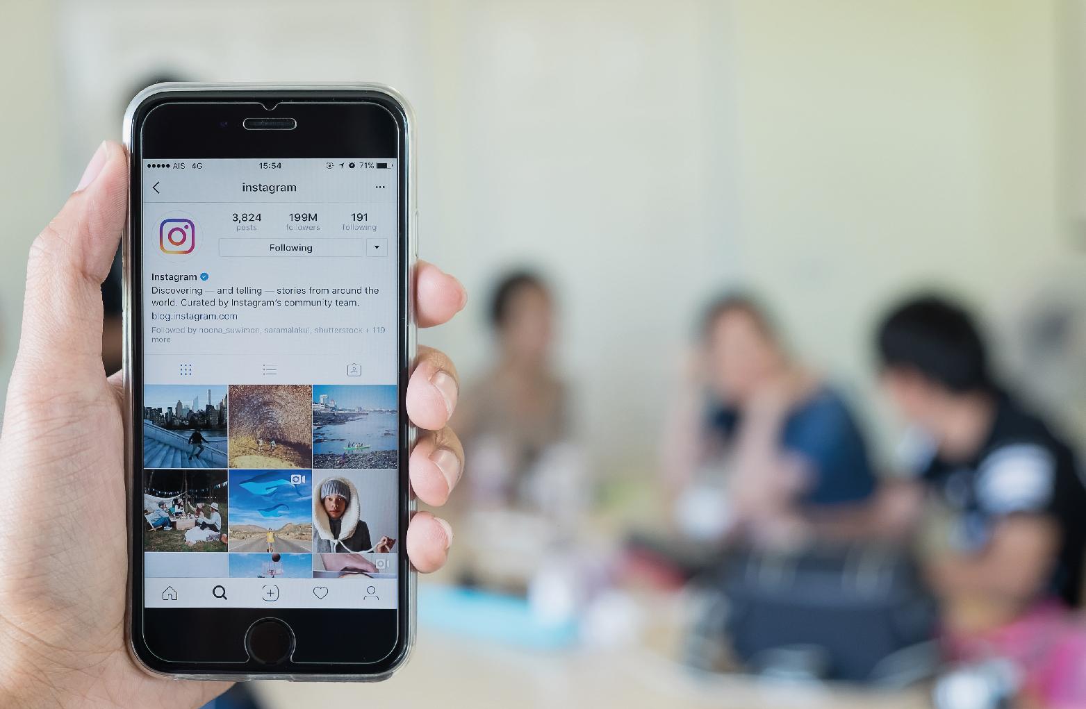 Acciones para que los empleados impulsen al negocio en Instagram