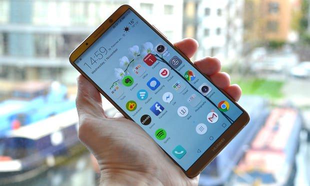 La compañia AT&T arruina el CES a Huawei