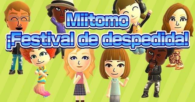 Nintendo cerrará Miitomo su primer juego para celulares