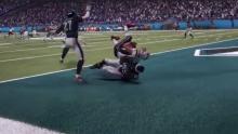 Prediction - Patriots Vs Eagles-Madden NFL