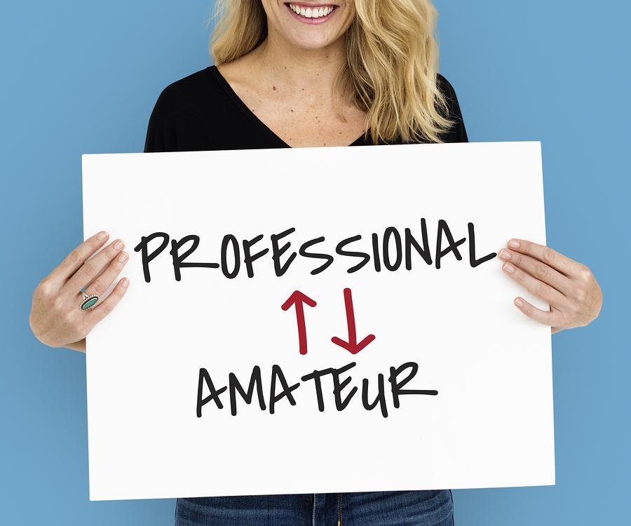profesional amateur