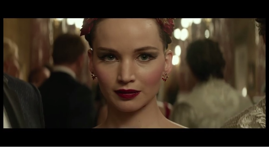 Trailer-Red Sparrow-20th Century FOX